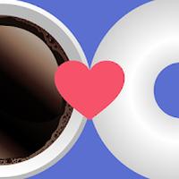 Ícone do Coffee Meets Bagel Dating app