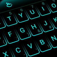 Ícone do Tema gratuito Neon Blue