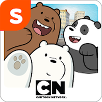 Ícone do We Bare Bears Match3 Repairs