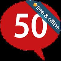 50 languages - 50 dilde Simgesi