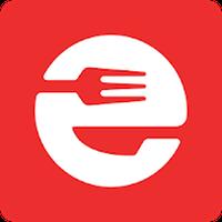 Biểu tượng e-FOOD Delivery