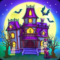 Biểu tượng Monster Farm: Happy Halloween Game & Ghost Village