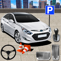 Advance Car Parking: Car Driver Simulator 아이콘