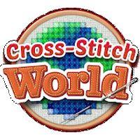 Biểu tượng Cross-stitch World