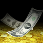 Falling Money 3D Live Wallpaper 4.4