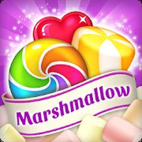 Icône de Lollipop & Marshmallow Match3