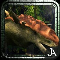 Ícone do Dinosaur Safari