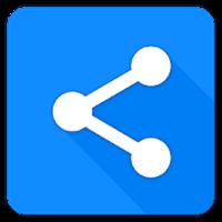 Ícone do Compartilhar aplicativos