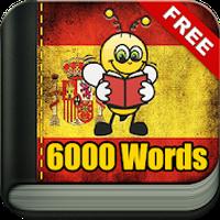 Icoană Învaţă Spaniola 6000 Cuvinte