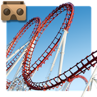 VR Thrills: Roller Coaster 360 icon