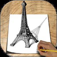 Icône de Apprendre à dessiner 3D