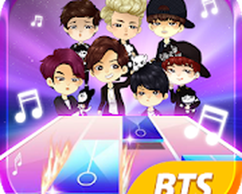 Magic Piano Tiles BTS - New Songs 2018 Android - Baixar