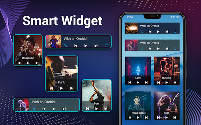 Music Player - Audio Player & 10 Bands Equalizer Android