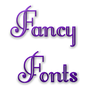 Free Fancy Fonts 1.22