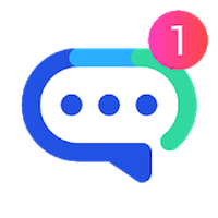 Ícone do Messenger for Social App