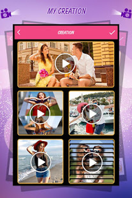 Photo Video Maker With Music : Slideshow Maker Android