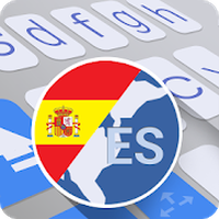 Ícone do Spanish for ai.type Keyboard