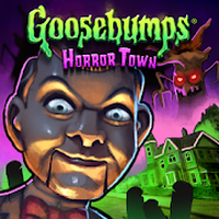 Goosebumps HorrorTown - Monsters City Builder icon