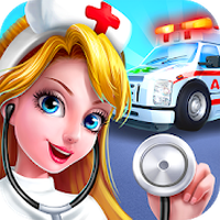 911 Ambulance Doctor Simgesi