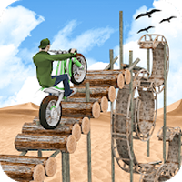 Ícone do Stunt Bike Racing Game Tricks Master