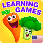 FUNNY FOOD 2! Kindergarten Learning Games for Kids 1.5.0.61