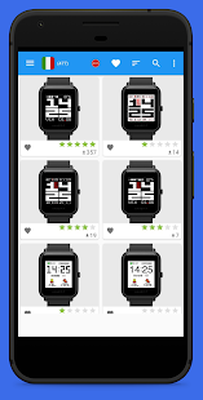 Amazfit Bip WatchFaces Android - Free Download Amazfit Bip