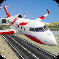 Icoană zbor Simulator 3d 2017