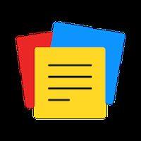 Ícone do Notebook - Tomar notas