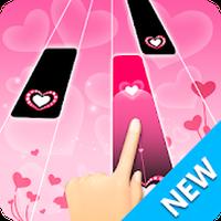 Piano Pink Tiles 2: Free Music Game Simgesi