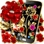 Gold rose live wallpaper 13.4