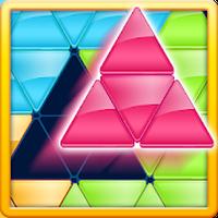 Ícone do Block! Triangle puzzle: Tangram