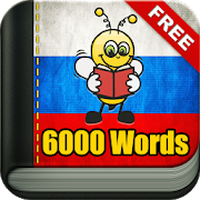 Rusça Öğrenme 6000 Kelime Simgesi