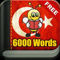 Türkçe Öğrenme 6000 Kelime Simgesi