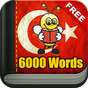 Learn Turkish Vocabulary - 6,000 Words 5.7.1