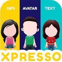 Ikona apk My Animated Avatar-GIFstickers