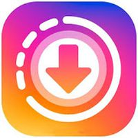Insta saver - Downloader for instagram,story saver APK Simgesi