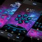 Neon 3D Next Launcher Theme
