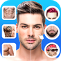 Handsome : Men Editor, Hair Styles, Mustache, Abs 1.9.8