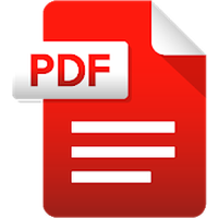Ícone do PDF Reader - PDF File Viewer 2019