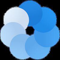 Ícone do Bluecoins
