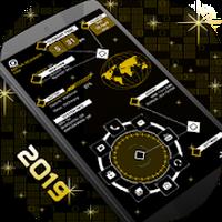 Modern Launcher 2018 - Next Generation Theme icon