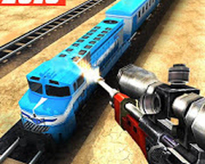 Sniper 3D : Train Shooting Game Android - Free Download