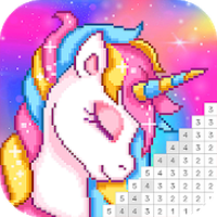 Pixel Art - Sandbox Pixel Art Maker Color Drawing