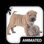 Cute Puppies Animated Keyboard 2.32