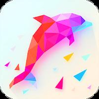Ícone do iPoly Art - Jogo de Puzzle para Colorir
