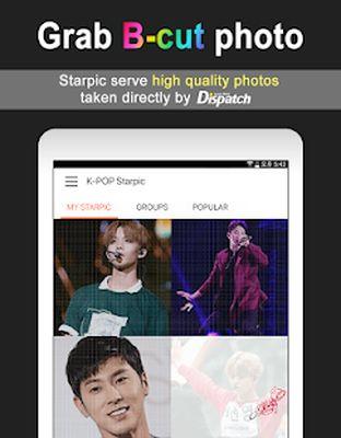 Image 1 of K-POP Starpic