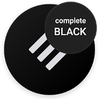 Swift Black Substratum Theme icon