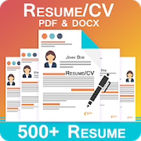 Resume Builderfree Cv Makerwith Pdfword Format Android