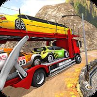 Иконка Транспортное средство трейлер грузовик игра