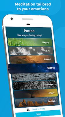 Image 10 of Pause Guided Meditation App